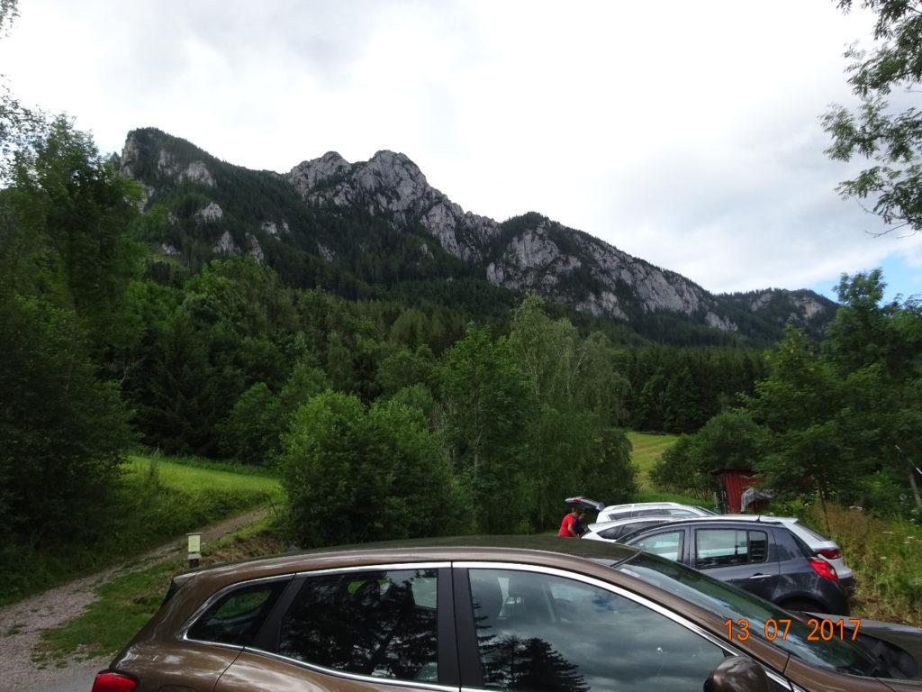Klettersteig Hochlantsch : Hochlantsch über franz scheikl klettersteig u wolfgangs touren